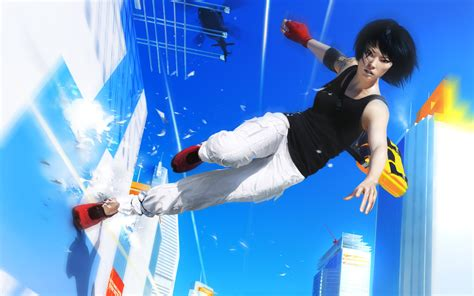 wallpaper mirror s edge 2 mirror s edge listed by ea for q4 release on console and
