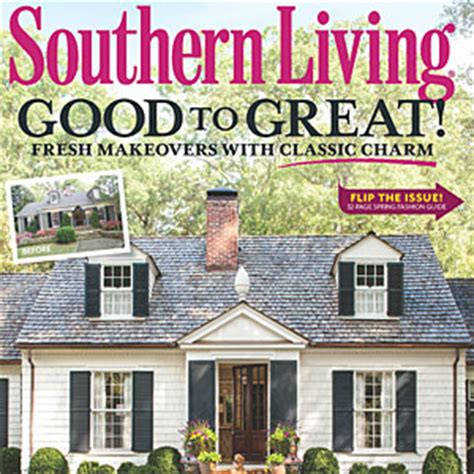 southern living pictures southern living magazine march issue southern living