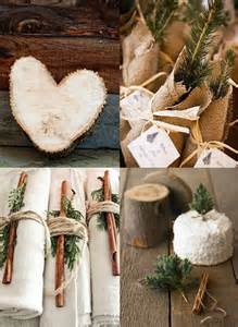 Winter Wedding Decoration - winter wedding ideas invitesweddings com