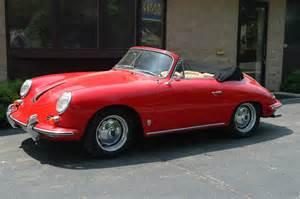 1960s Porsche Motor Works Classic Car Work 1960 Porsche
