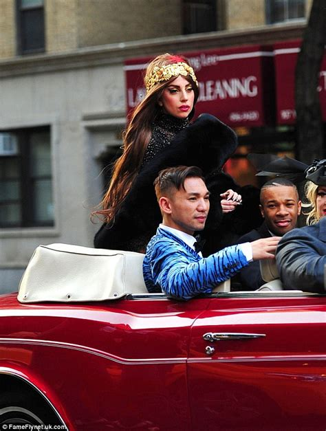 lady gaga auctions classic convertible rolls royce