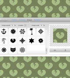 background pattern maker online digital scrapbooking on pinterest digital papers paper