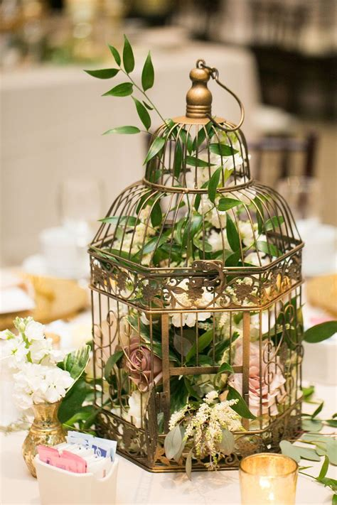 25 best ideas about birdcage centerpiece wedding on