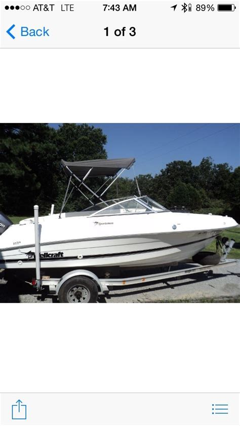 wellcraft sportsman boats for sale wellcraft 180 sportsman 2000 for sale for 4 500 boats
