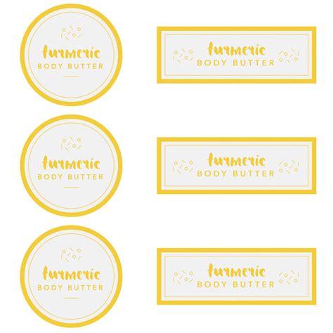 pretty  label templates  printable buffet label