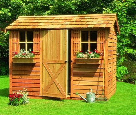 wooden shed kits backyard cleaning and organizing garden sheds www tidyhouse info