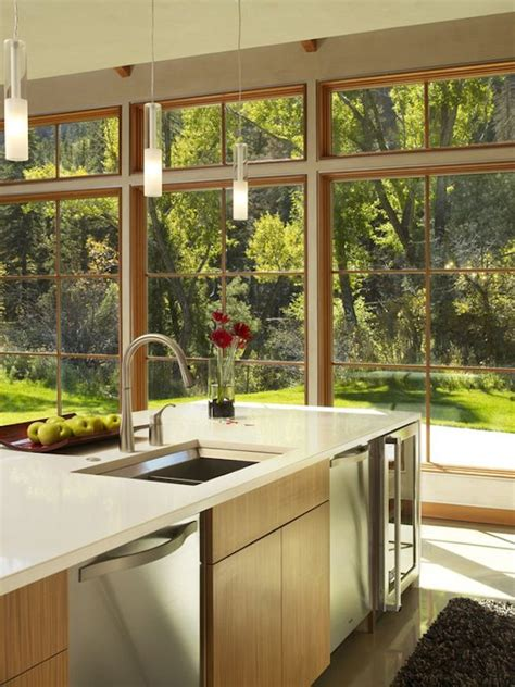 Kitchen Design With Windows 17 Best Images About Windows On Stains Design Color And Window Lights