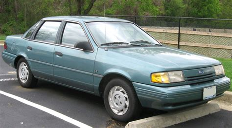 books about how cars work 1987 ford tempo windshield wipe file 92 94 ford tempo jpg wikimedia commons