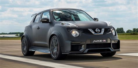 nissan juke r 2 0 unveiled with gt r nismo engine