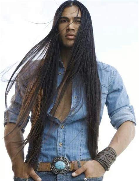 Native American Men With Long Hair | native men with long hair men with the long hair