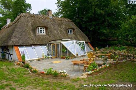 Denmark Cottages by Avantgardens Modern Garden Conservatory Addition Looks Great On A Traditional Thatched Cottage
