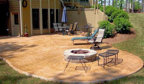 stained cement patio cement patio designs stained concrete concrete craft