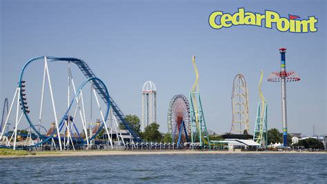 theme park in ohio ten rides you must ride at cedar point