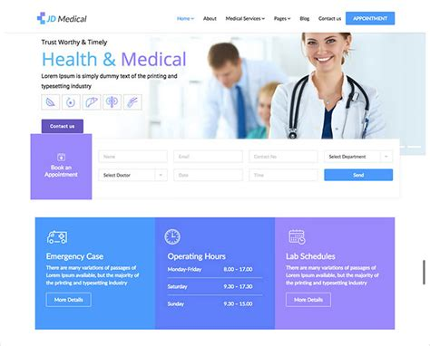 50 beautiful and professionally looking joomla templates