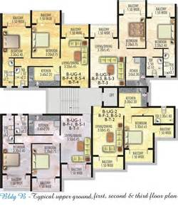 Residential Building Plans by Dexter Morgan S Apartment Floor Plan Famous Television