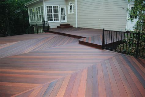 decks deck builder composite and ipe decks dayton oh