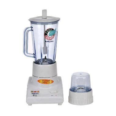 Cek Mixer Miyako jual miyako bl 101 pl blender harga kualitas