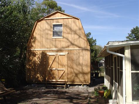 build   story shed   lot   dengarden