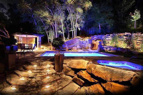 solar pond lights pond lighting lighting ideas