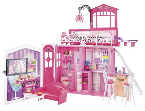 barbie vacation house new barbie glam vacation house ebay