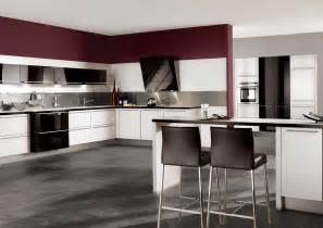 high gloss black kitchen cabinets high gloss kitchen designs for modern house mykitcheninterior