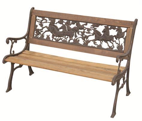 cast bench trade assurance garden furniture outdoor bench antique