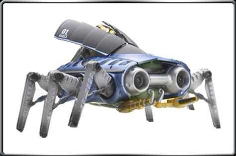 Tyco Nsect Robotic Attack Creature by Tyco N S E C T Robotic Attack Creature Tech Digest