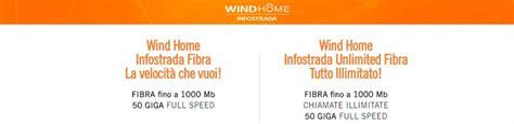 casa infostrada offerte fibra wind home infostrada taglialabolletta it