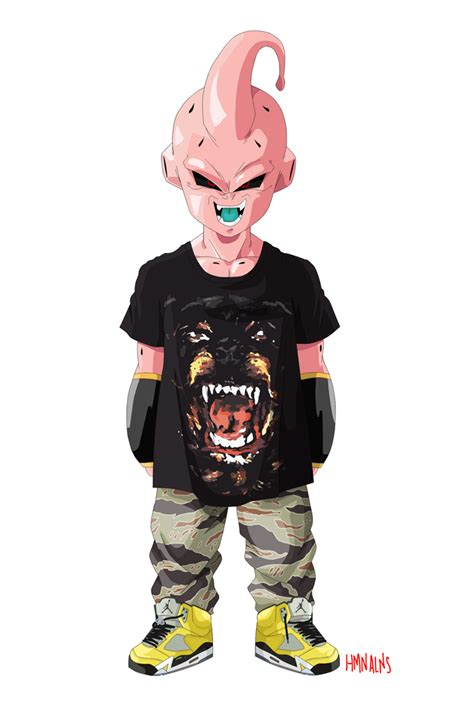 dragon ball   human aliens   clothes minded