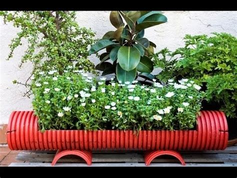 inspiring pvc pipes projects  gardeners youtube