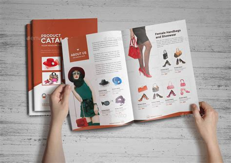 indesign catalogue template product promotion catalog indesign template v4 by jbn