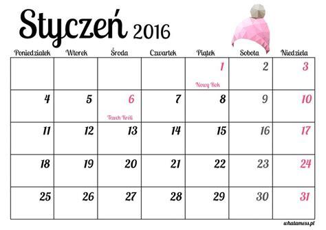 Po Cahyadi 2 26 12 2017 kartka z kalendarza styczeń 2016 what a mess
