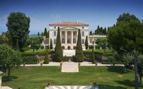 legendary mansion   french riviera  neo palladian