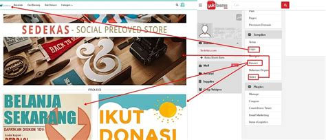 tutorial membuat blog online shop tutorial membuat website online store urbandistro
