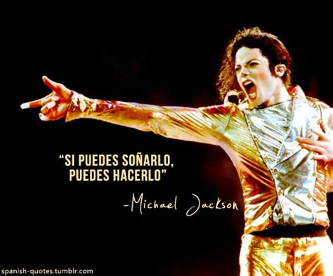 biography of michael jackson in spanish spanish quotes