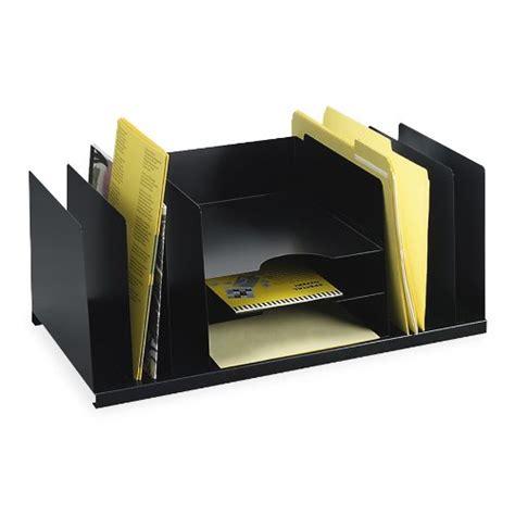 Desk Letter Organizer Steelmaster Steel Combination Desk Organizer Letter Madeintheusa