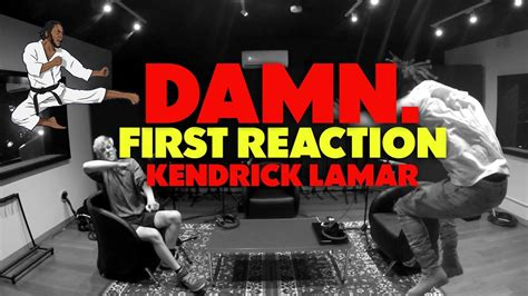 kendrick lamar damn review kendrick lamar damn first reaction review jungle beats