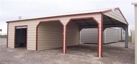 carport garage kombination garage carport combo garages