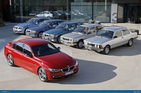 bmw 3 series history ausmotive 187 a brief history of the bmw 3 series