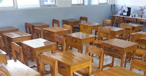 Kursi Kayu Guru meja kursi sekolah kayu damaran jati jual meja kursi