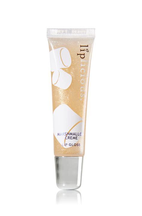 Lip Gloss Liplicious Cocoa marshmallow cr 232 me liplicious lip gloss 7 50 at bath works a indulgence of