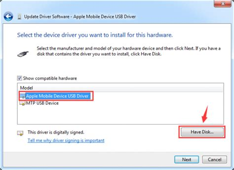 apple usb driver iphone 7 not recognized by windows 7 solved driver easy