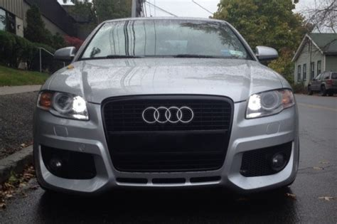 Audi S4 Front Bumper by B7 Audi A4 S4 Front Bumper Options Audi Cars