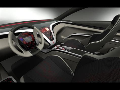 futuristic cars interior car interior the futuristic of kia cars interior covers