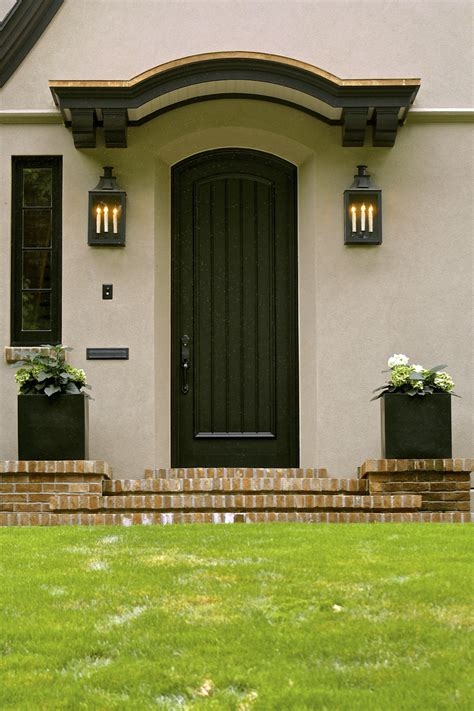 Exterior Doors Portland Oregon Laurelhurst House Front Door Elevation Cella Architecture Residential Architect Portland Oregon