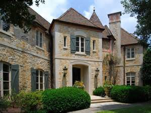 French Country Style House mediterranean style homes french country style home country french