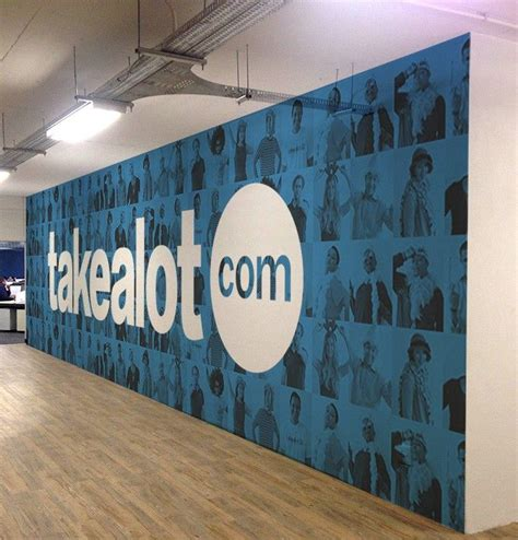 graphic wall murals the 25 best office wall graphics ideas on
