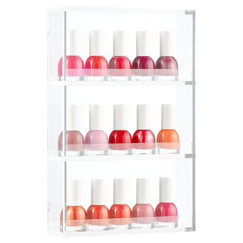 Nail Rack by Nail Rack 3 Tier Acrylic Nail Rack The