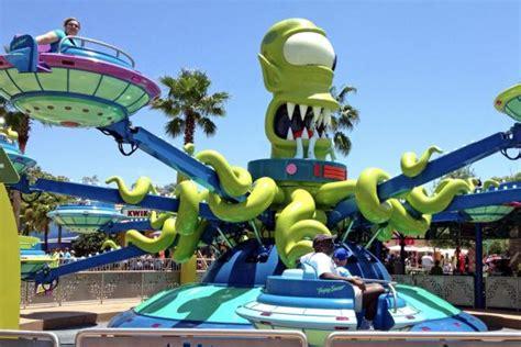 theme park miami summer at florida s theme parks stuff co nz