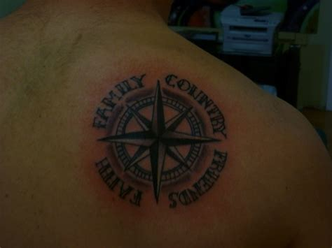 compass tattoo phrase 24 best compass tattoo designs inspirationkeys